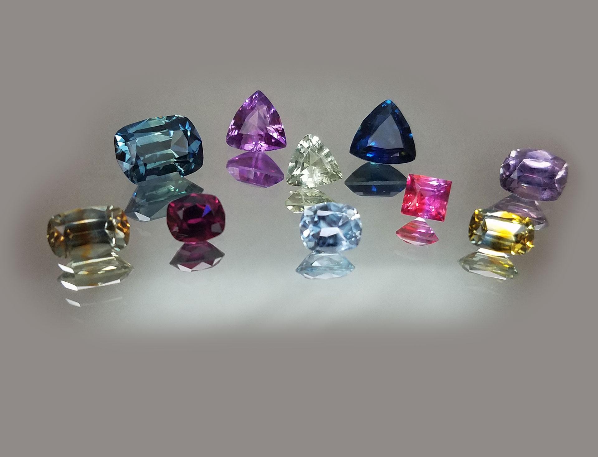 Sapphire Jewelry Amp Loose Gems Montana Sapphire Company